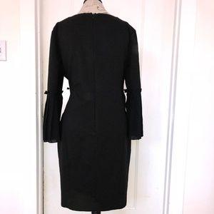 Donna Degnan Dresses - Donna Degnan Black A-Line Cocktail Dress - Size XL